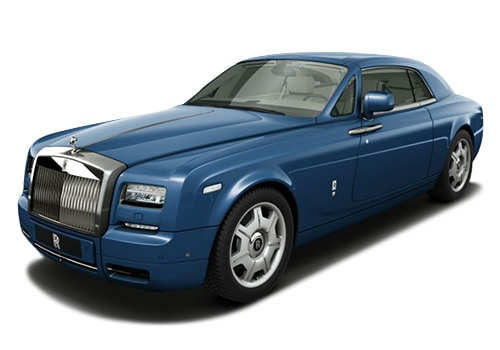 Rolls-Royce Phantom Estoril Blue Crysta Color