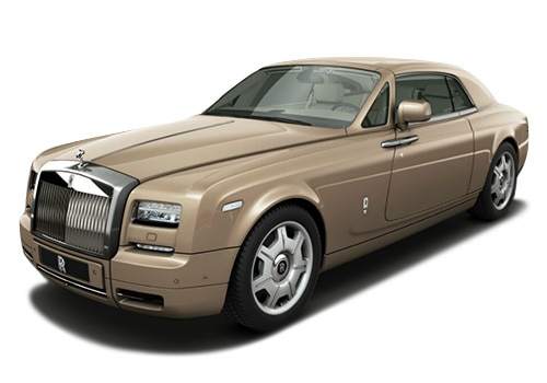 Rolls-Royce Phantom INCA GOLD Color