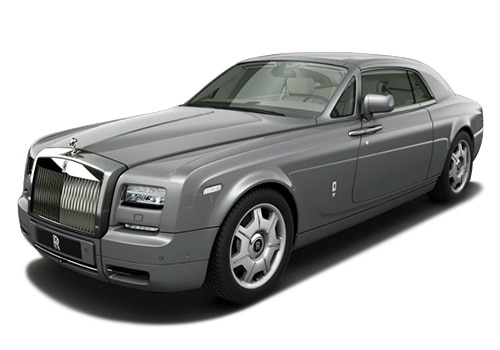 Rolls-Royce Phantom Jubilee Silver Color