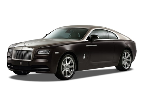 Rolls-Royce Wraith Pictures