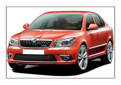 New Skoda Laura RS