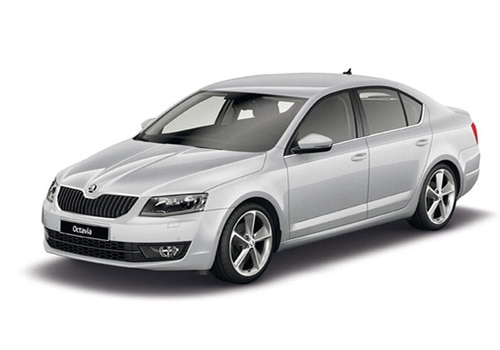 Skoda Octavia Brilliant Silver Color