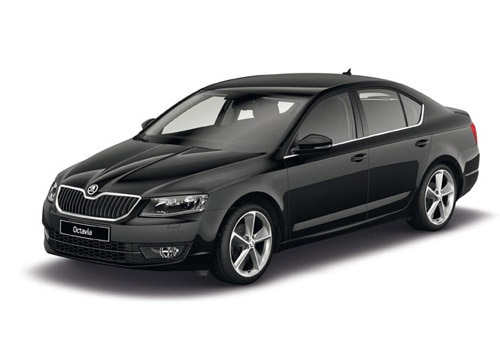 Skoda Octavia Magic Black Color