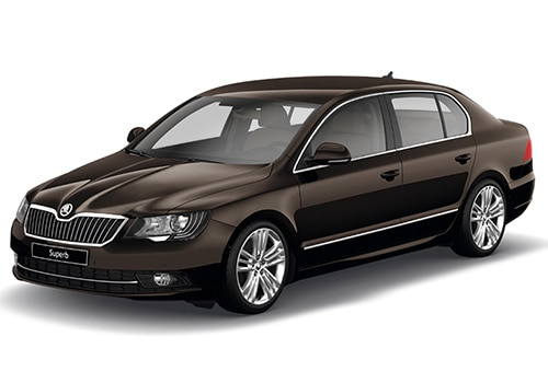 Skoda Superb Colors 6 Skoda Superb Car Colours Available
