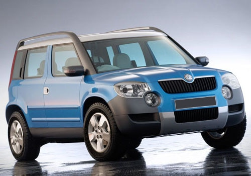 Skoda Yeti. Photos of Skoda Yeti - 23