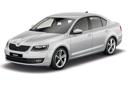Skoda Octavia Brilliant Silver Color Picture