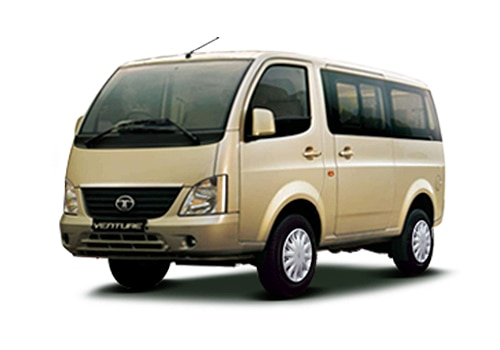 Tata Venture Gold Color Pictures