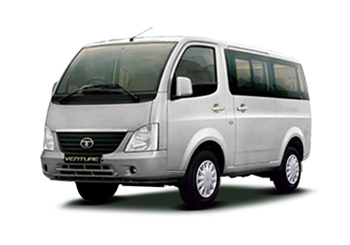 Tata Venture Silver Color Pictures