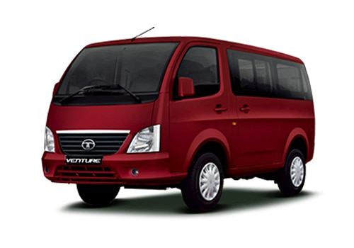 Tata Venture Red Color Pictures