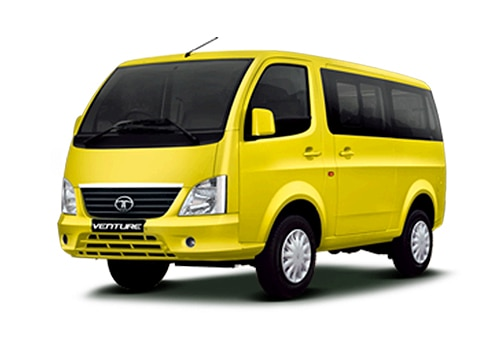 Tata Venture Yellow Color Pictures