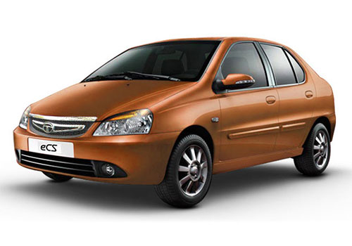 Tata Indigo eCS Spanish Tan Color