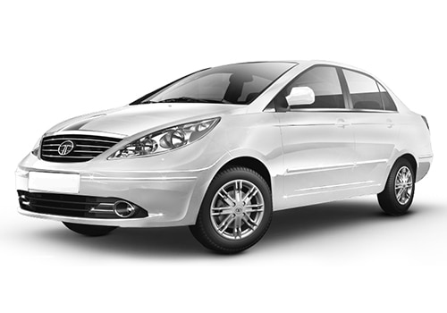 Tata Manza Dew White Color