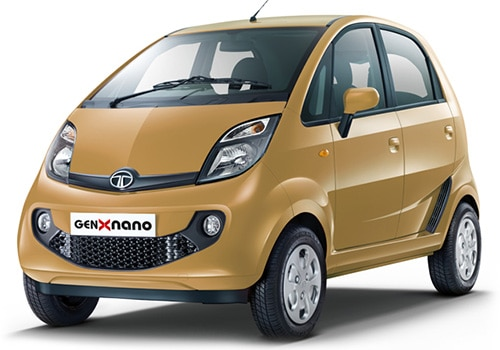 Tata Nano Royal Gold - Tata Nano Color