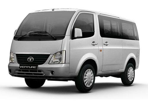 Tata Venture Meteor Silver Color