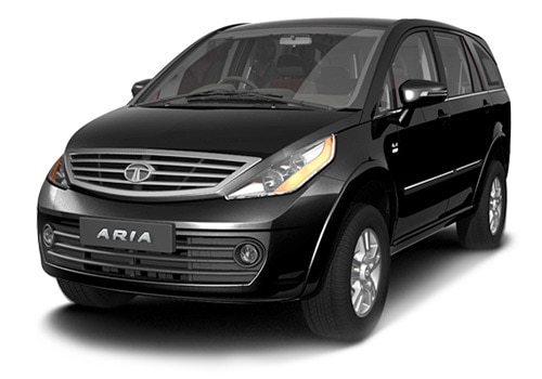 Tata Aria 2010 2013 Quartz Black Color