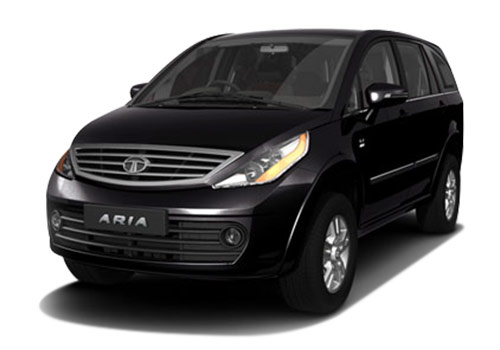 Tata Aria 2010 2013 Night Shade Black Color