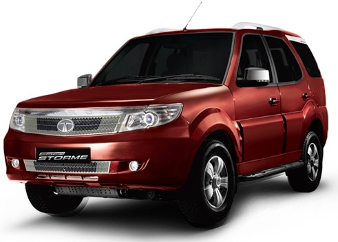 Tata Safari Storme Cars For Sale