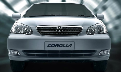 Toyota Corolla Cars For Sale