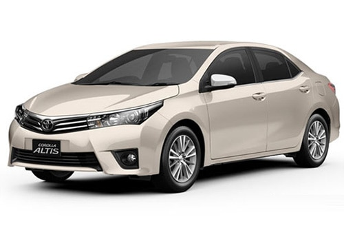 Toyota Corolla Altis Metallic Color Pictures