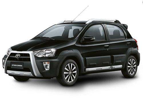 Toyota Etios Cross Pictures