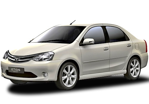 As per the speculations the wait for Toyota Etios the sedan can be of 6