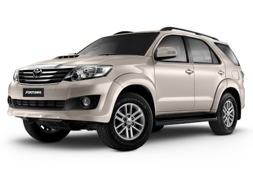 New Toyota Fortuner Silky Gold Mica Metallic Color