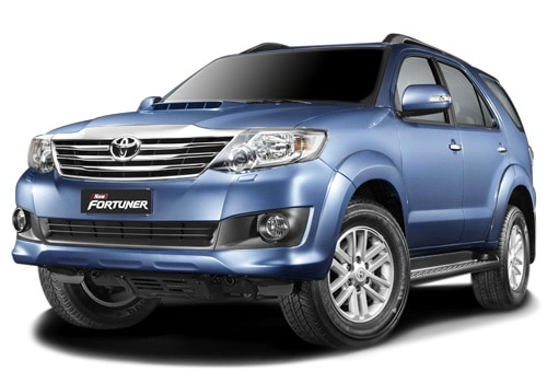 Toyota Fortuner 2009-2011 Cars For Sale