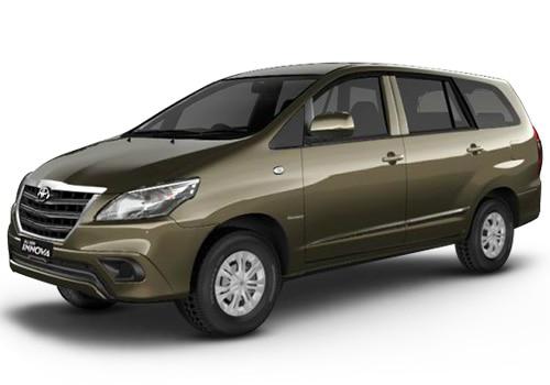 Toyota Innova Bronze Mica Metallic Color