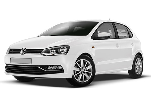 Volkswagen Polo Candy White Color