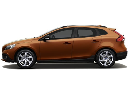 Volvo V40 Cross Country Colors, 6 Volvo V40 Cross Country Car Colours Available in India ...