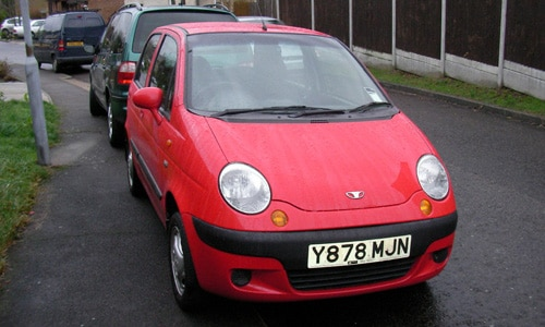 Daewoo Matiz Cars For Sale