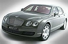Bentley Continental Photos