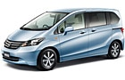 Honda Freed Pictures