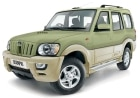 Mahindra Scorpio rules the road