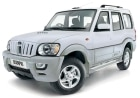 Mahindra Scorpio VLX AT Airbag