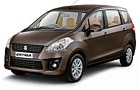 Ertiga is based on Maruti SWIFT platform.