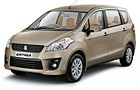 ERTIGA - Maruti-Suzuki's MUV for the not-so-well-off MUV buyer on a budget.