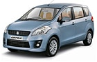 Maruti Ertiga, LUV is in the air