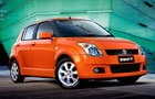 Good Car for Learner-Maruti Swift Lxi BS III