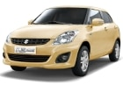 Can Dzire swift vdi available in cosmic blue colour body and bumper front and back with silver colou
