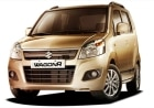 Maruti Wagon R with faulty brakes