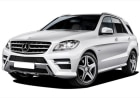 Mercedes Benz M Class ML 350 CDI 63 AMG