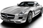 Mercedes Benz SLS AMG Photos