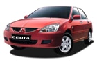 Mitsubishi Ceedia stylish and elegant sedan loaded with impressive features and a powerful engine