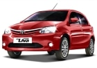 Toyota Etios Liva the zippy hatchbakc!!!