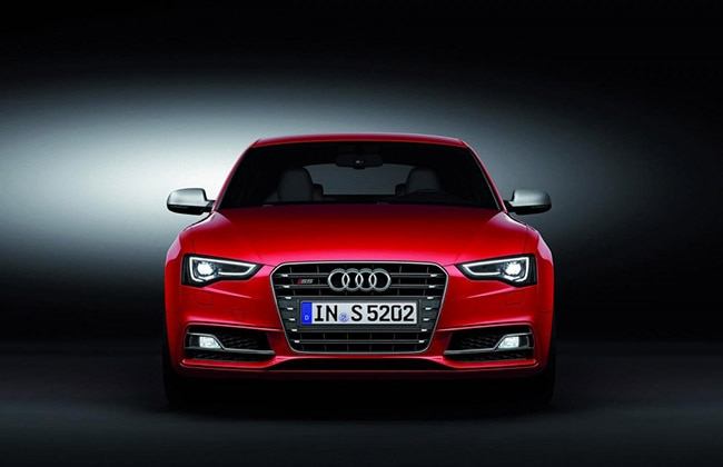 Audi S5 Sportsback front