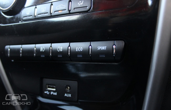 Tata Bolt Multi City Driving Modes