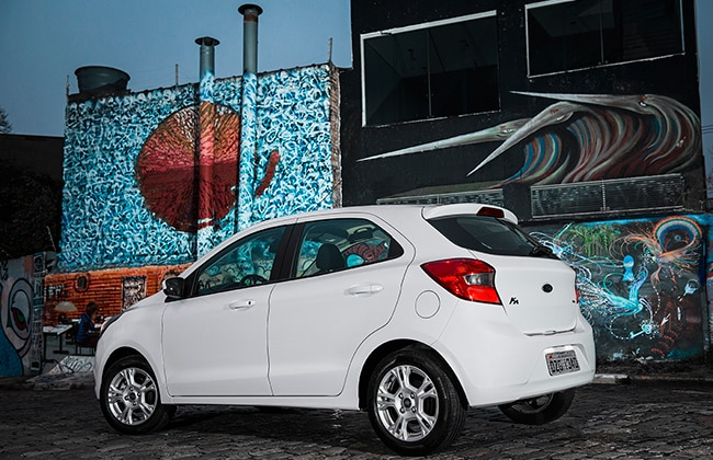 Next-Gen Ford Figo leaping bounds in Brazil, India next? | Business