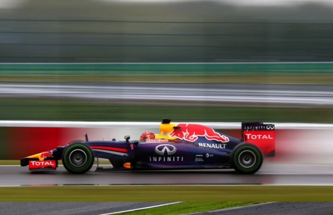Another One Two Finish For Team Mercedes in Rain Interrupted Japanese Grand Prix