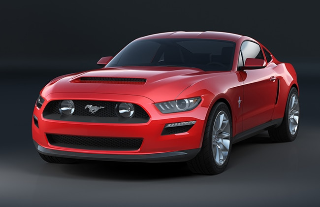 Ford Mustang Design